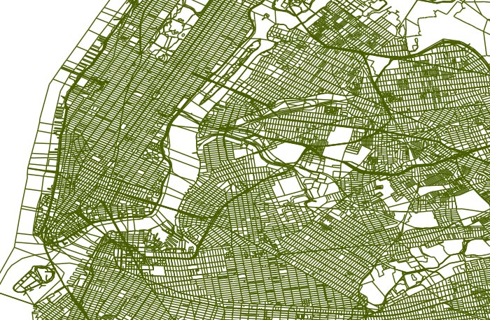 NYU Spatial Data Repository